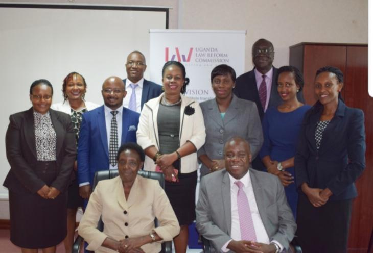 Uganda Law Society Executive Council visits ULRC | Uganda