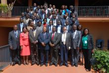 Business law Conference group photo